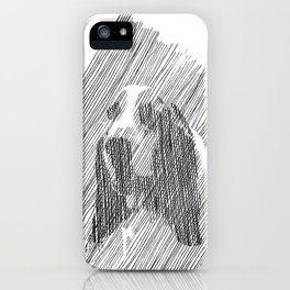hush puppies iPhone Case