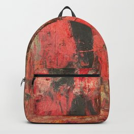 African Man Backpack