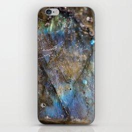 LABRADORITE 1 iPhone Skin