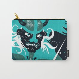 Angry Patrick Carry-All Pouch