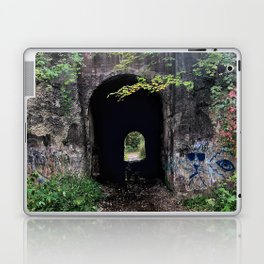 The Screaming Tunnel Laptop & iPad Skin
