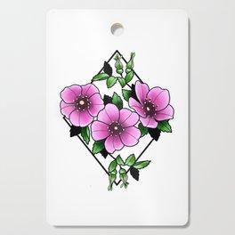 Nootka Rose Cutting Board