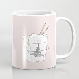 NICE TAKEOUT Coffee Mug