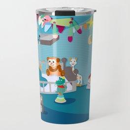 Quiet Time… Go to sleep my baby Travel Mug