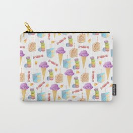 Birthday Girl Pattern Carry-All Pouch
