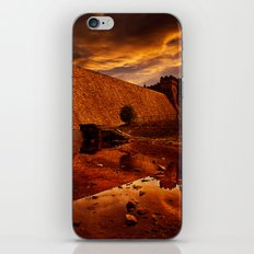 Derwent Overflow iPhone & iPod Skin