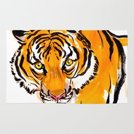 Malayan Tiger Rug