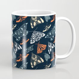 Night Moth Coffee Mug
