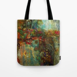 Fall to Winter Tote Bag