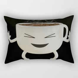 Coffee Love Rectangular Pillow