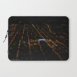 United Center: A Standout Arena (Chicago Architecture Collection) Laptop Sleeve