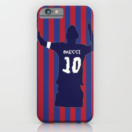 MesBar iPhone Case