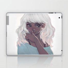 powder snow Laptop & iPad Skin