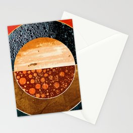 Abstract #143 Stationery Cards