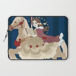 Carousel: Head in the Clouds  Laptop Sleeve