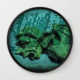 Gargoyle Wall Clock