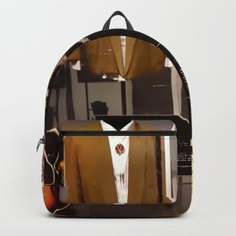 Stevie Ray Vaughan Exhibit - Family Style Backpack