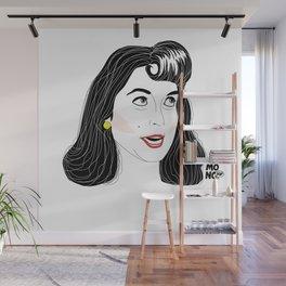 Sarita Mellafe Wall Mural