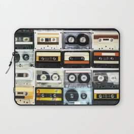 cassette nostalgy Laptop Sleeve