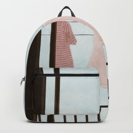 Hanging Clothes Backpack