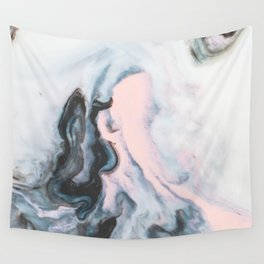 Modern marble 01 Wall Tapestry