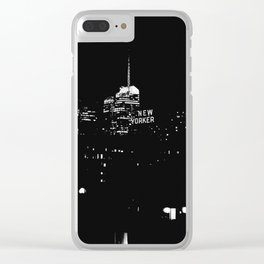 no church in the wild Clear iPhone Case