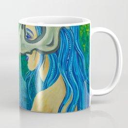 Ava ~ Twin Goddess of Flight Coffee Mug
