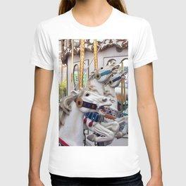 Carousel horses 01 T-shirt