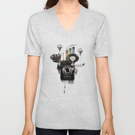 Dream Camera Unisex V-Neck