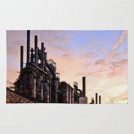 Industrial Landmark Rug