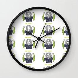 Okra Winfrey Wall Clock