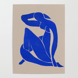 Matisse, Blue Nudes Poster