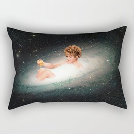 Stars Bathing Rectangular Pillow