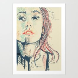 Ambition  Art Print