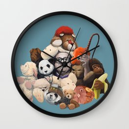 Filthy franks - Pit Of Despair (Always sunny) Wall Clock