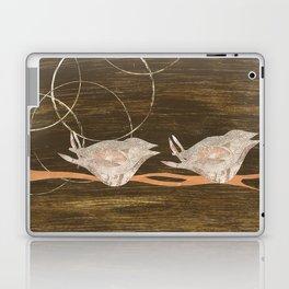 Birds Resting Laptop & iPad Skin