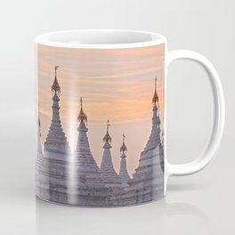 Sandamani Pagoda, Mandalay, Myanmar Coffee Mug