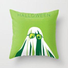 John Carpenter, Modern Master Series :: Halloween Throw Pillow