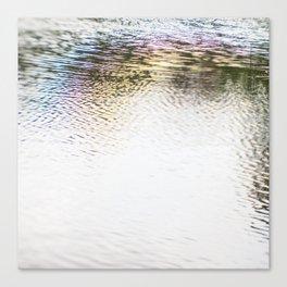 Rainbow H20 Canvas Print