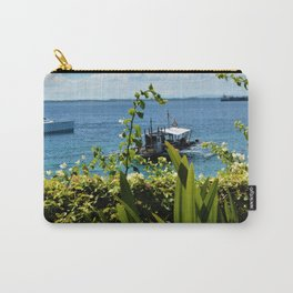 Boats in Cebu Carry-All Pouch