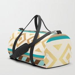 Pattern Tribal Duffle Bag