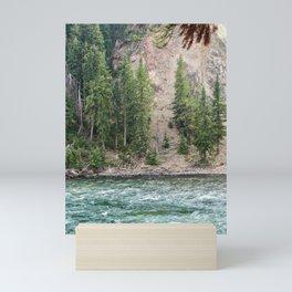 Rushing Mini Art Print