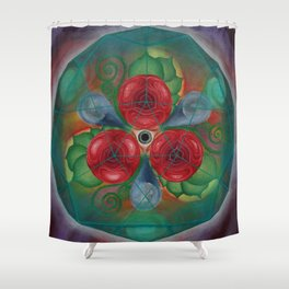 Ecologic Shower Curtain