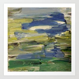 The Wild Sea Art Print