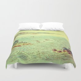 Dreams of Hannati Duvet Cover