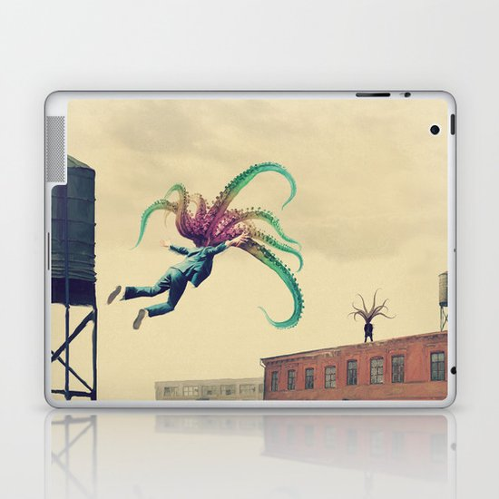 Welcome home son Laptop & iPad Skin