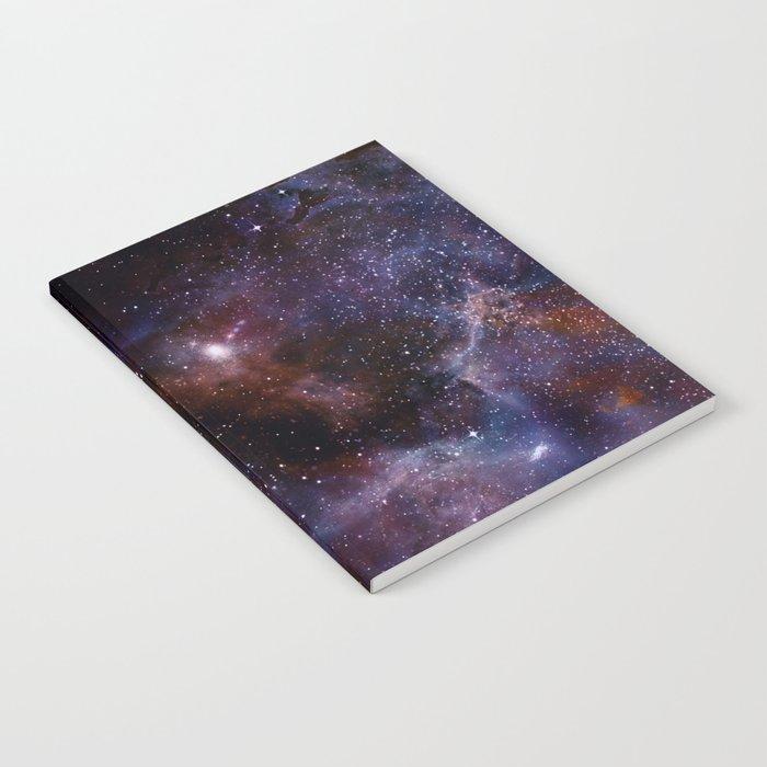 Space Nebula Notebook