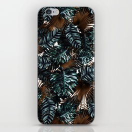 TROPICAL GARDEN X iPhone Skin