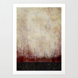 PLAGUESCAPE 3 Art Print