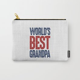 Gift for Grandpa Carry-All Pouch